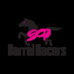 907 barrel racers logo design