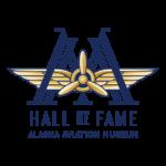 Logo design for Alaska Aviation Museum Hall of fame